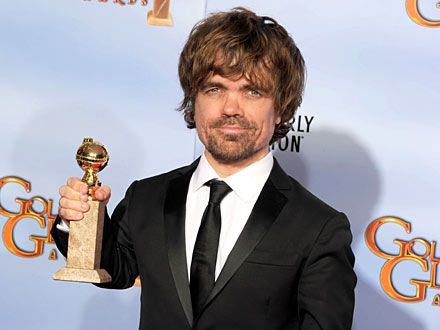 Loveee Peter Dinklage on Game of Thrones! Can't wait for Season 2