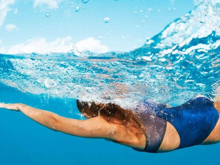 Deportes acuáticos: tonifica sin sudar