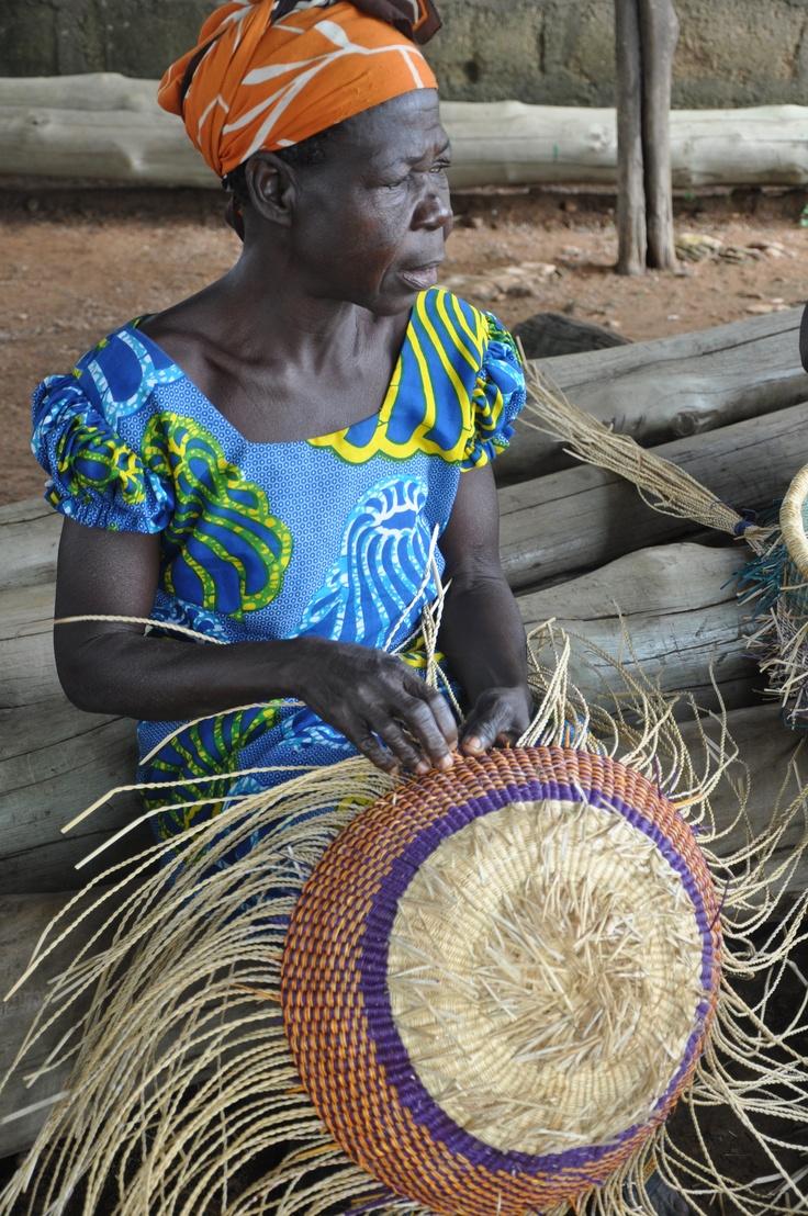 Basket Weaving Ghana : Best the mother land of ghana images on