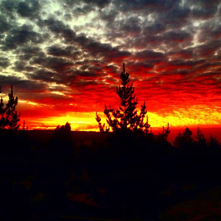 Sunset Puertecillo