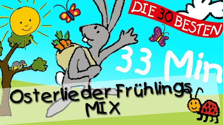 Osterlieder Frühlings Mix  || Kinderlieder