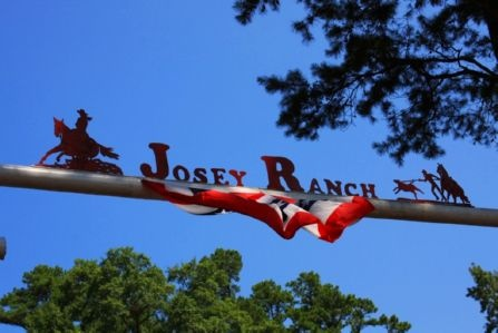 I grew up going to summers at the Josey ranch! All the years Martha d RE came to stay with us at the Crossett PRCA show are awesome memories. I named my boston terrier after Josey. Northeast Texas trips here is what made me fall in love with Texas!