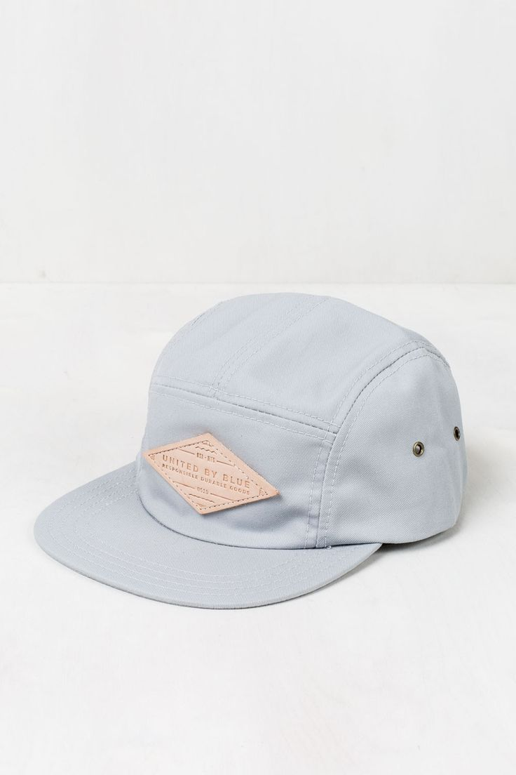 5 panel camp cap summer color: stone (now only $38!)