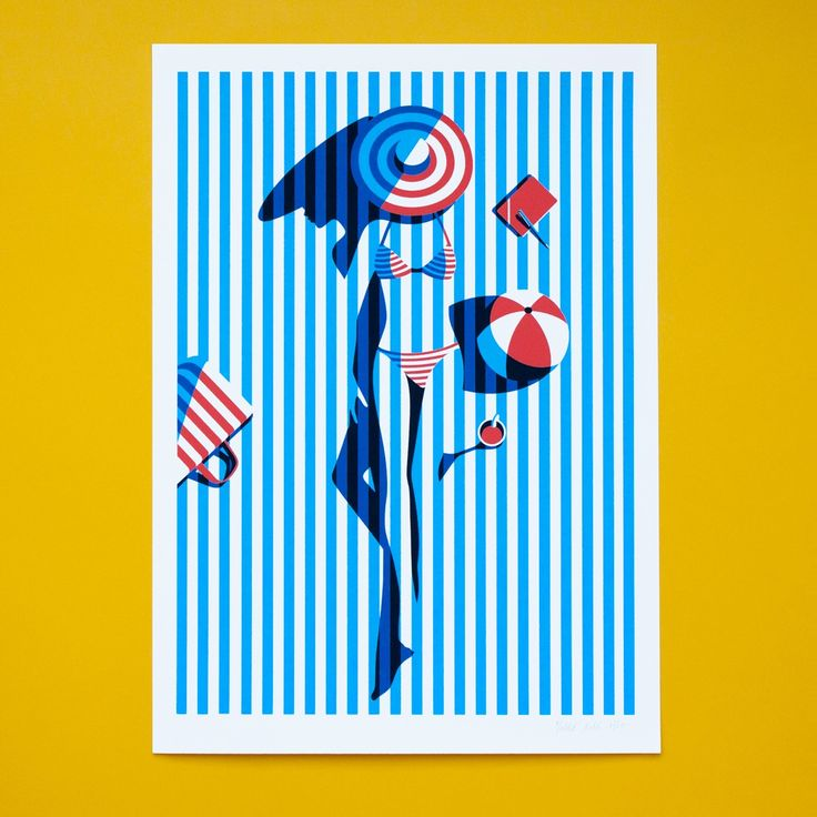30x42 cm Giclée print. Limited edition of 50. Printed on archival paper. Signed and numbered.