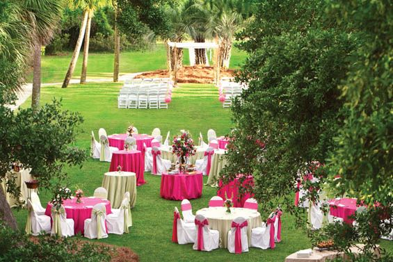 The Test Drive Your Wedding Package from Wild Dunes Resort, SC includes accommodations at the Boardwalk Inn or Village at Wild Dunes, couples massage, champagne upon arrival, consultation with resort wedding specialist and access to award-winning resort amenities.