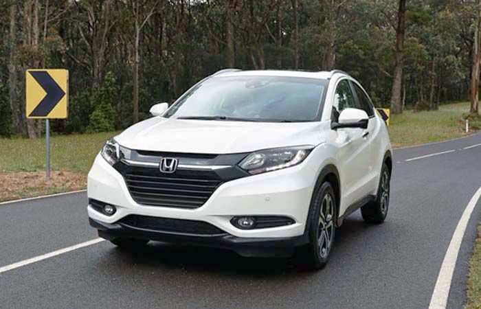 2019 Honda HR-V Redesign Going to be Best Crossover SUV Lineup