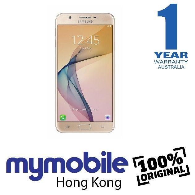Samsung Galaxy J7 Prime G610FD 4G 32GB White/Gold
