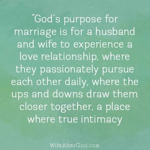 Best Marriage Bible Quotes Ideas On Pinterest Faith In God