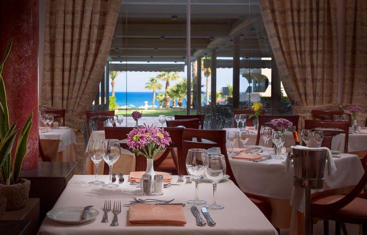 Symposium Restaurant at Rodos Palladium