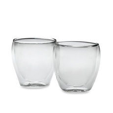Bodum® Thermo-Glass Pavina Double Wall Thermal 9-Ounce Cappuccino Glasses (Set of 2) $17