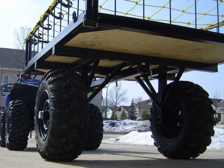 Off-Road ATV Trailer