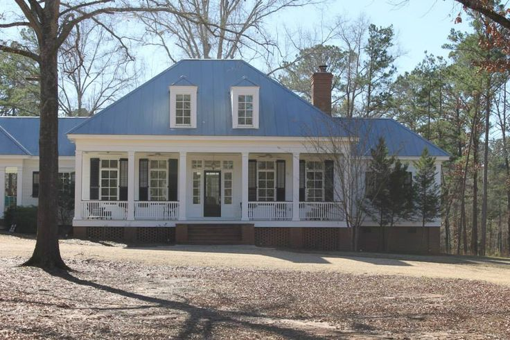 Creole Cottage  Style  Louisiana Vernacular in 2019  Creole cottage House plans Southern
