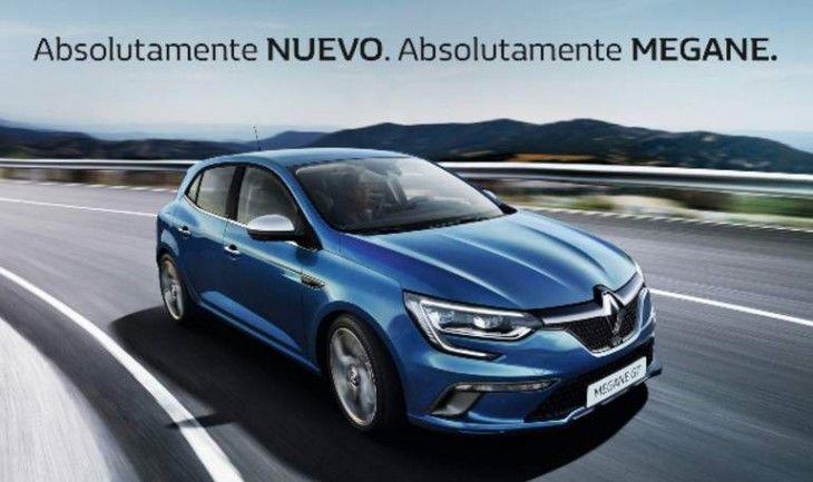 Lee La tecnología del nuevo Renault MEGANE