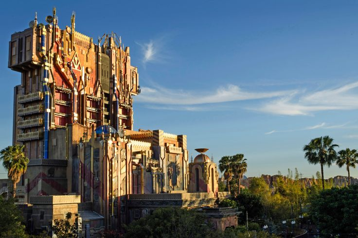 """ANAHEIM — Workers arestill sawing, hammering and painting. But in one month Disney'sbuilding that once housed the Tower of Terror will be open again, as """"Guardians of the Galaxy &#821…"""