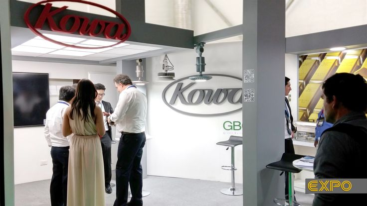 Kowa - Expomin 2014 www.expositor.cl