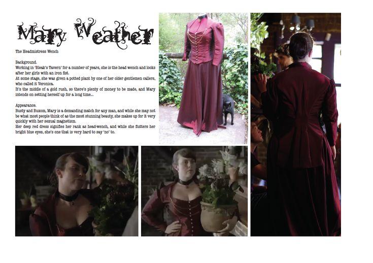 Mary: The Head Wench (Liz Hogan) by ~alexthegiles on deviantART