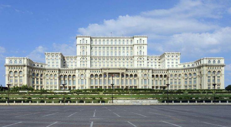 Palácio do Parlamento - Bucreste - Roménia