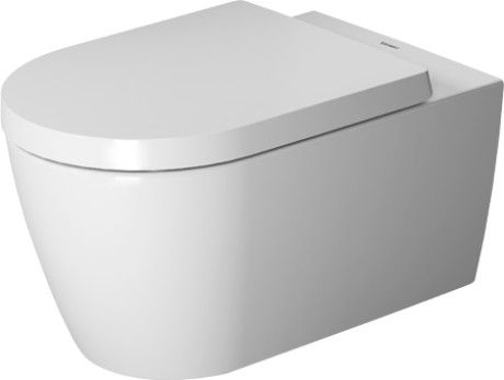 ME by Starck Toilet wall-mounted Duravit Rimless® #252909 | Duravit