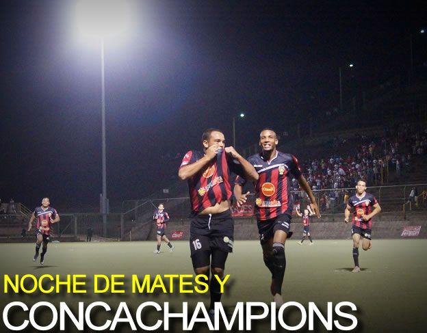 Noche De Mates Y Concachampions