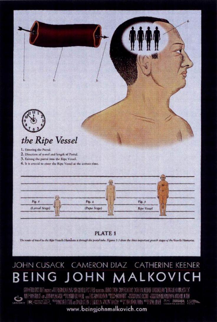 ucc > 한국방송 다시보기.. > [기타노버퍼] 존 말코비치 되기 (2000) | 판타지, 코미디 - 미국 | 존 쿠삭, 카메론 디아즈