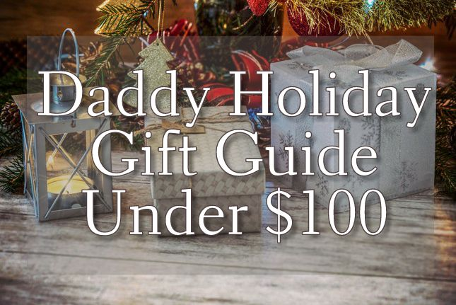 Need gift giving inspiration? Try this daddy approved gift guide http://www.emmmadawn.com/2017/12/daddy-holiday-gift-guide-under-100.html