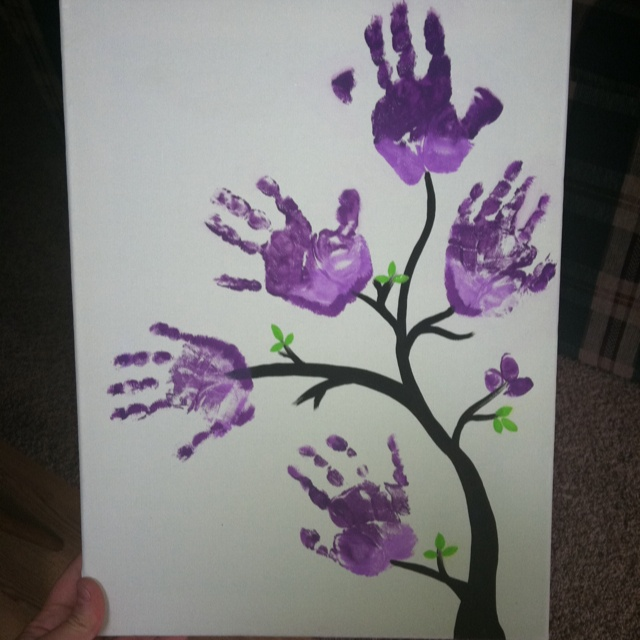 Cute & easy Mothers Day present. We made them for grandma and she loved it!