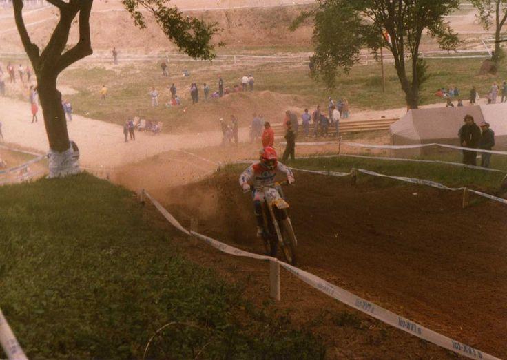 1991 Stefan Everts Hungary G.P./Cserenfa/