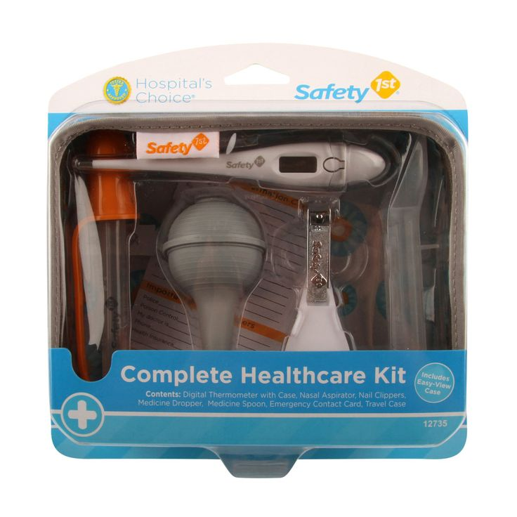 healthcare Kit safety 1st 12735