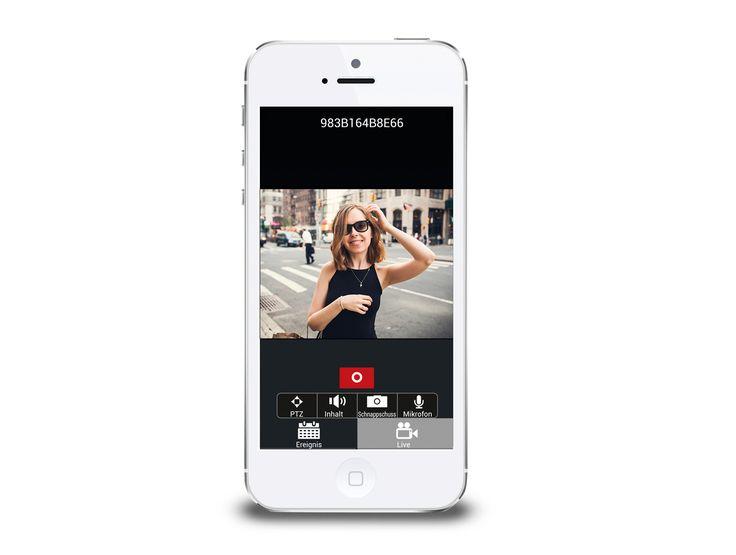Egal wo Sie sich gerade befinden, sobald jemand die Klingel an Ihrer Tür betätigt, bekommen Sie eine Push-Benachrichtigung direkt auf Ihr Smartphone und können sowohl die Person sehen, die an Ihrer Tür steht, als auch mit dieser Person sprechen und ggf. die Tür öffnen. Die Kommunikation findet über die kostenlose App statt, die sowohl für Android- als auch für iOS-Benutzer zur Verfügung steht.