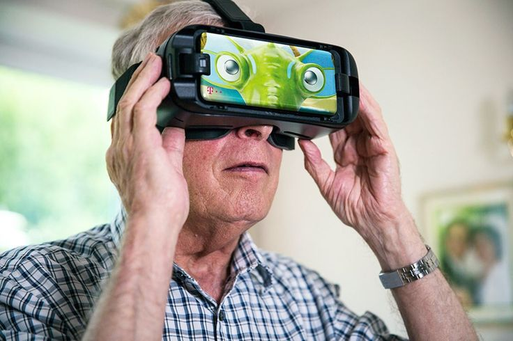 The Virtual Reality Game Gathering Data for Dementia Researchers