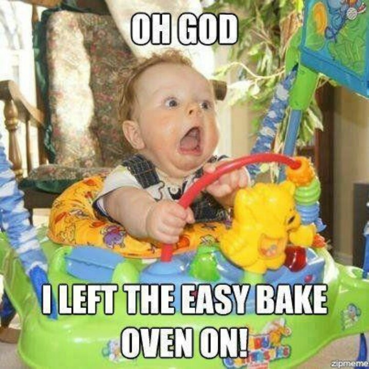 Exactly why I don't cook/bake.