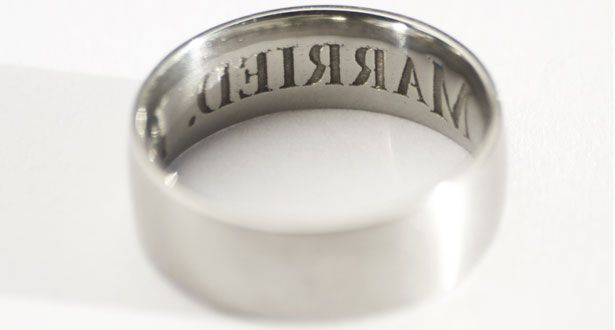 49 best anti wedding images on pinterest for Anti wedding ring