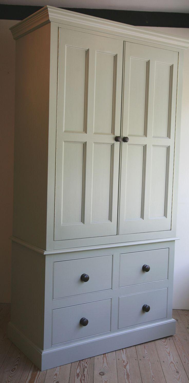 Our standard larder unit in shaker style. http://www.john-willies.com/kitchens/freestanding_larderunit.php