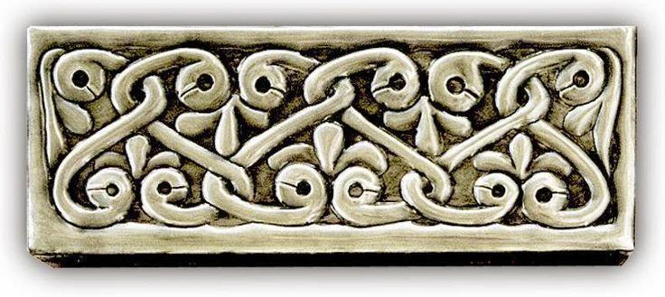 ArteyMetal: Caja joyero plumier celta 09