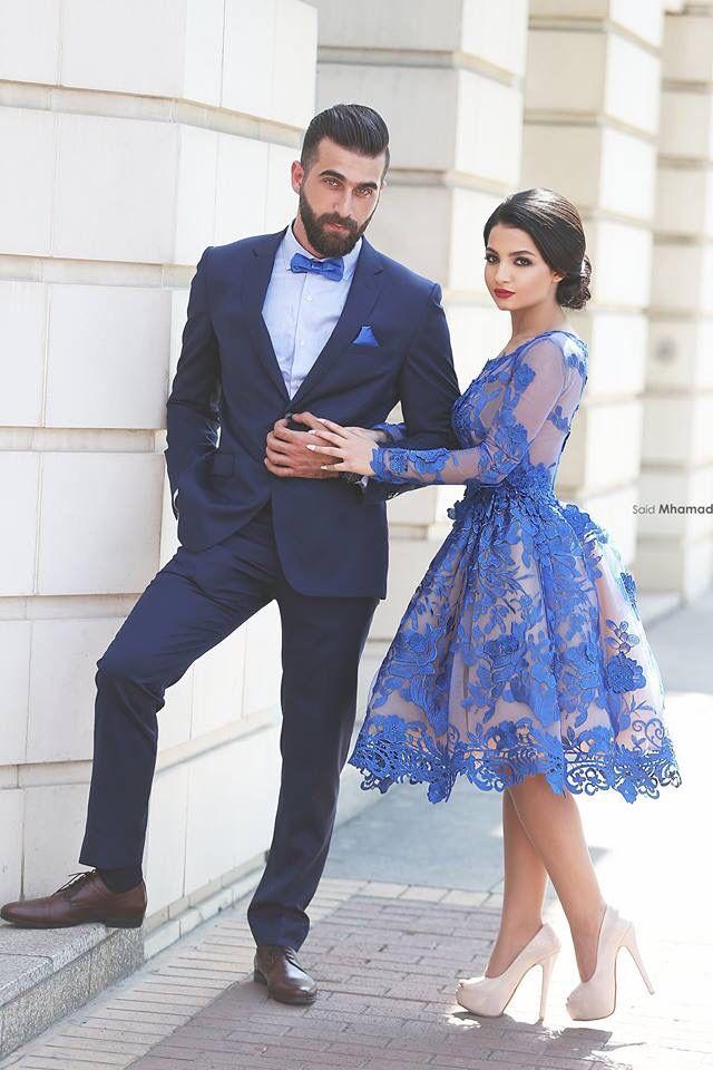That blue dress tho