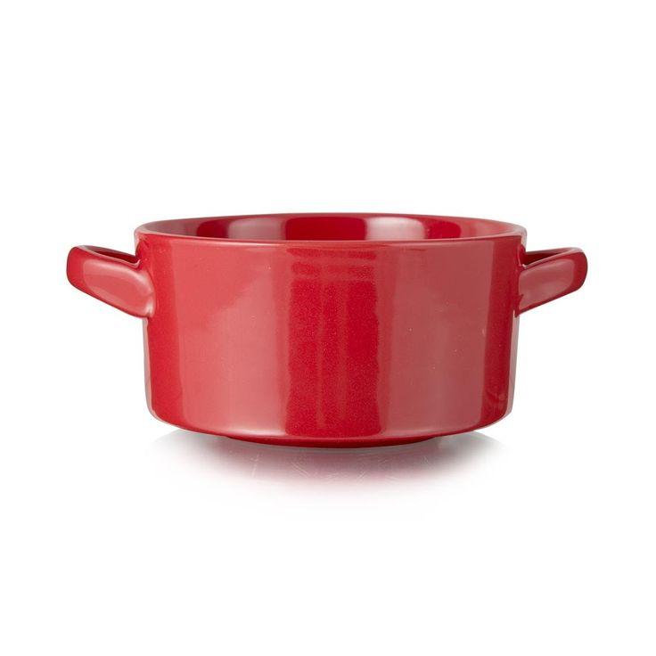 Double Handle Soup Bowl