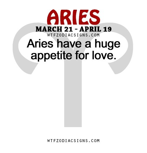 Signs An Aries Man Is In Love