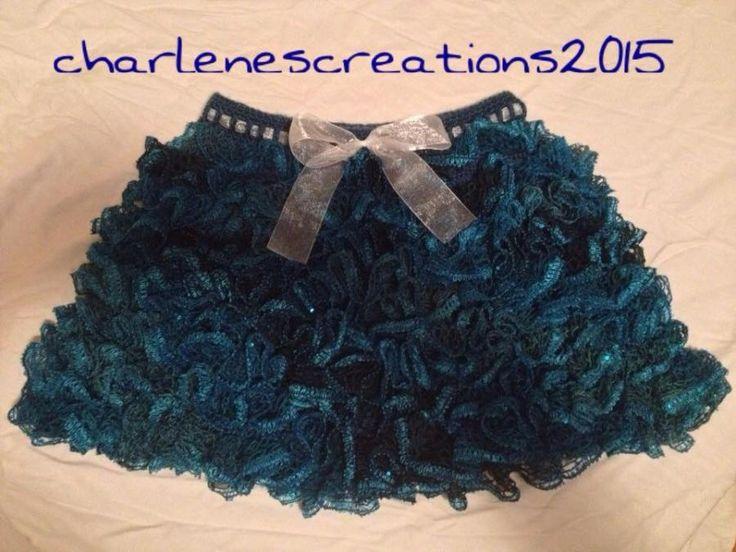 Crochet Skirt  by CharlenesCreations