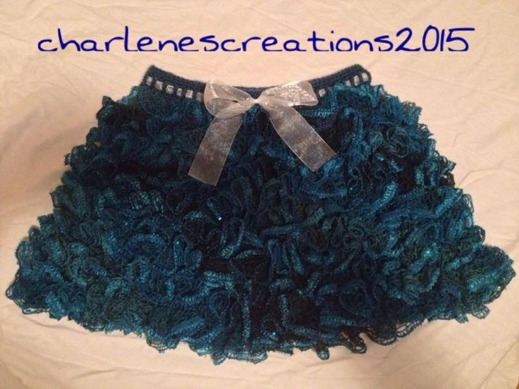 Crochet Skirt  by CharlenesCreations