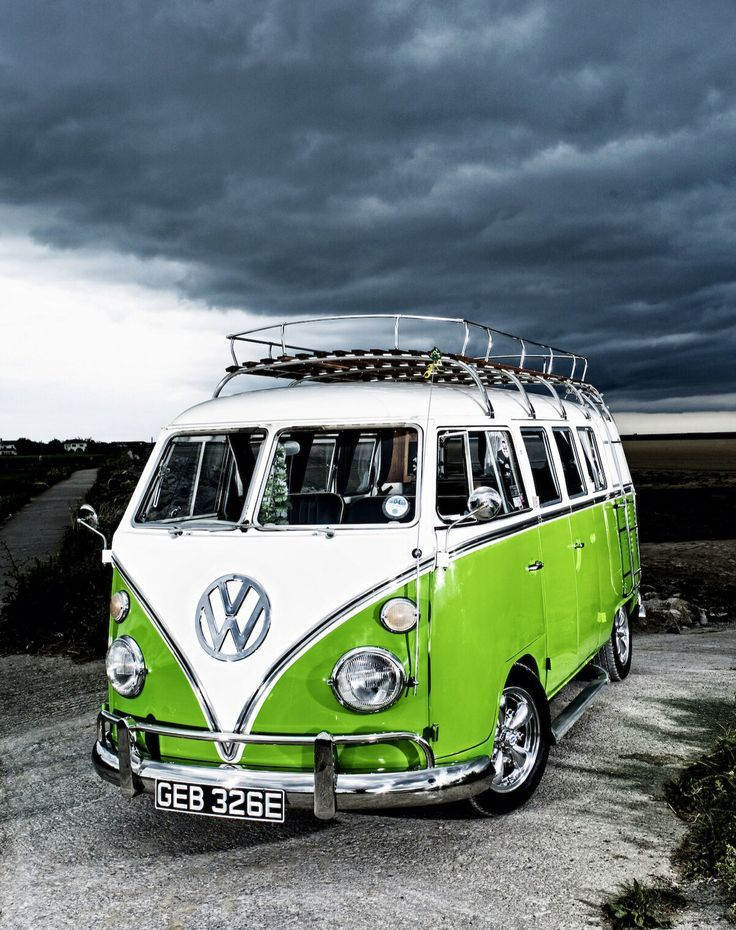Classic Volkswagen Campervans (Type 2) - Sublime99
