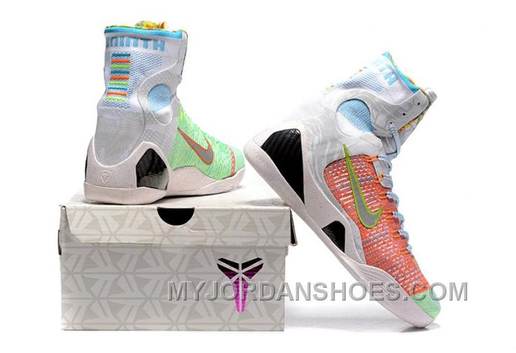 http://www.myjordanshoes.com/nike-kobe-9-high-woven-rainbow-white-men-shoes-authentic-c7nfqw.html NIKE KOBE 9 HIGH WOVEN RAINBOW WHITE MEN SHOES AUTHENTIC C7NFQW Only $119.60 , Free Shipping!