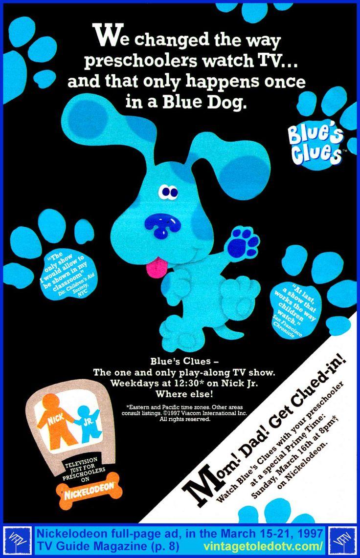vintage toledo tv vintage cable ads blue u0027s clues on