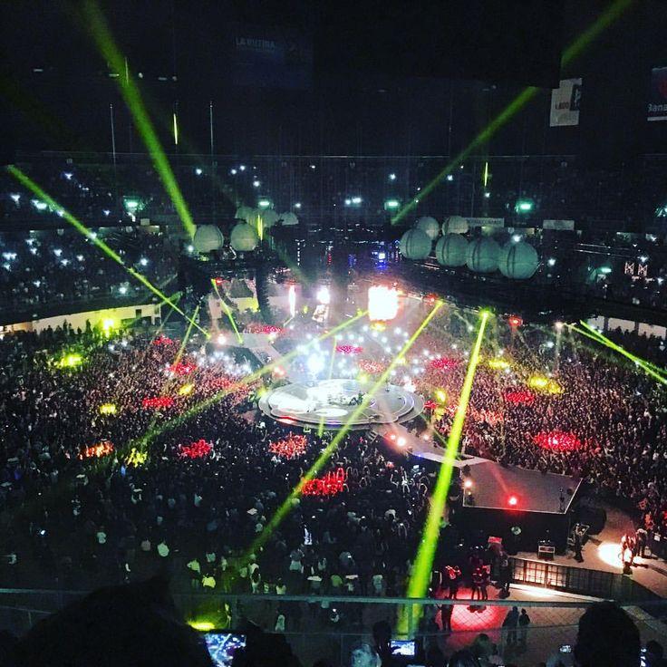 Muse drones tour 2015-16