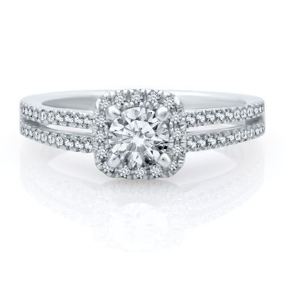 Scotty Kay Diamond Engagement Rings from Yangs Jewelley.