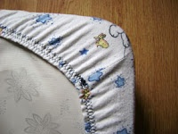 Free Fitted Crib Sheet Pattern
