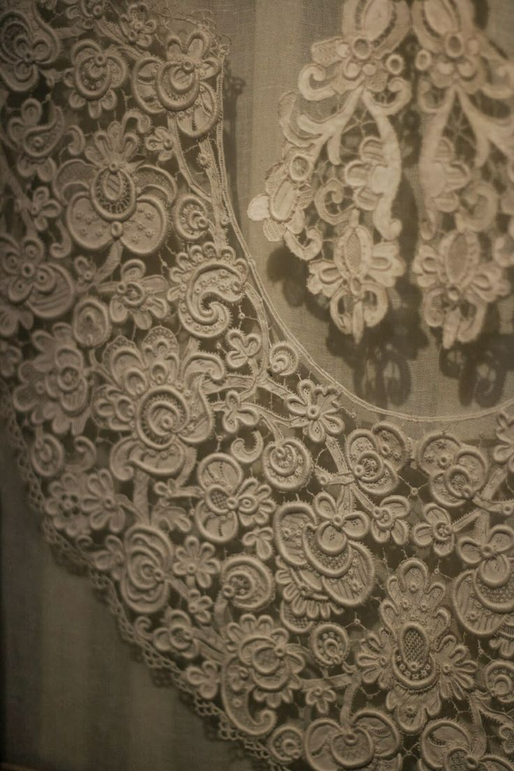The Sheelin Antique Irish lace Museum Inishmacsaint Lace