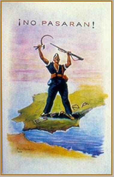 Spain - 1936-39. - GC - Carteles