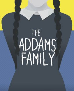 The Addams Family playbill