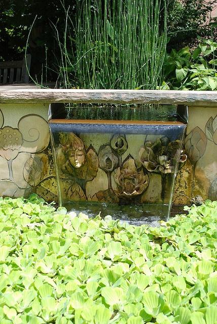 Bog filter spill over like it ponds and bogs oh my for Pond gravel filter design