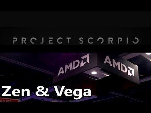 Will Xbox Scorpio Be A Vega GPU & RYZEN CPU Powered Machine